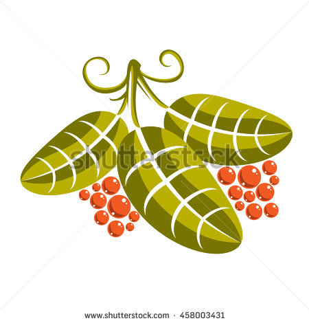 Graphic Tendril Stock Photos, Royalty.