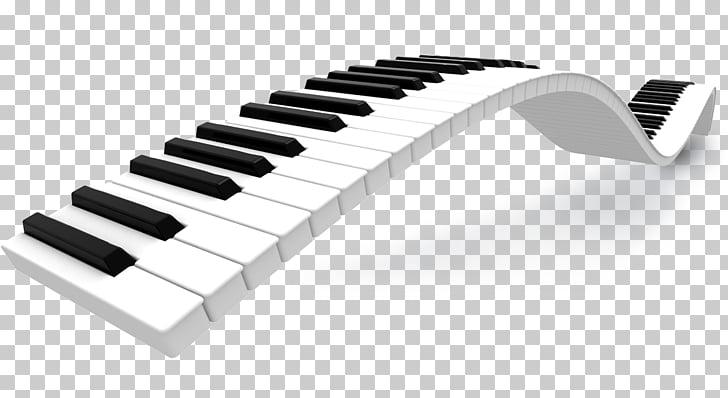 Musical keyboard Electronic keyboard Electric piano, Free.