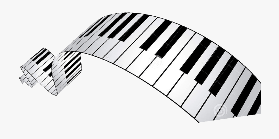 Piano Keys Clipart , Transparent Cartoon, Free Cliparts.