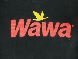 Details about WAWA LOGO FLYING GOOSE.