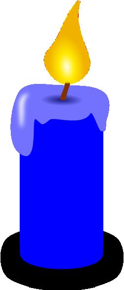 Clip Art Candle Wax.