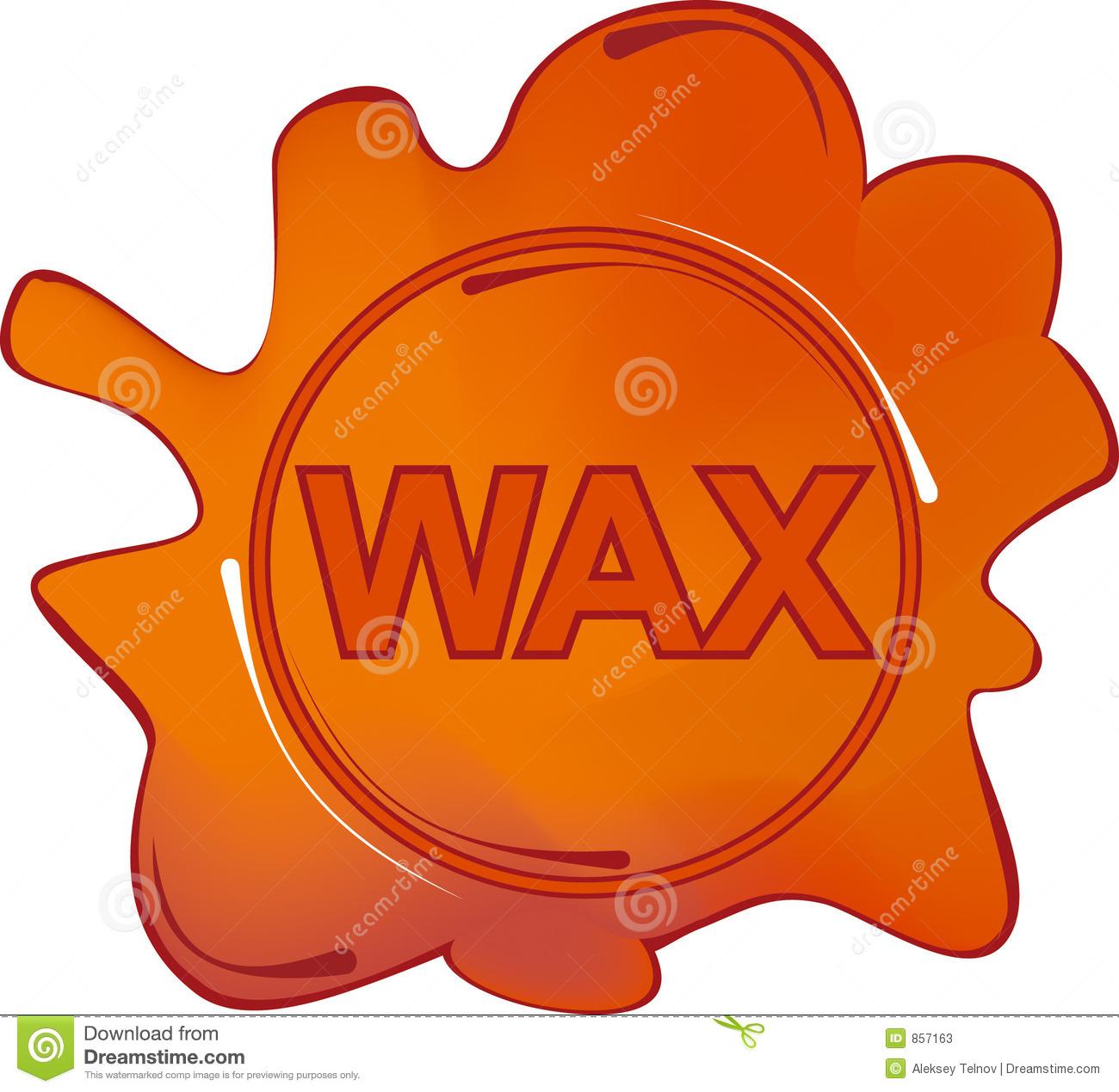 Wax clipart - Clipground