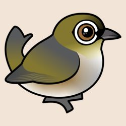 Browse Warblers & Whatnots Cute Bird Product Designs.
