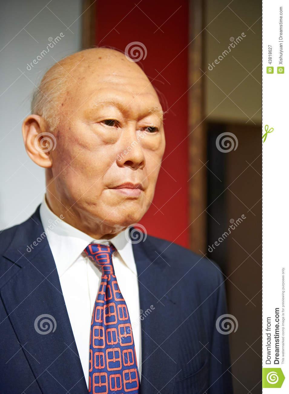 Lee Kuan Yew Clipart.