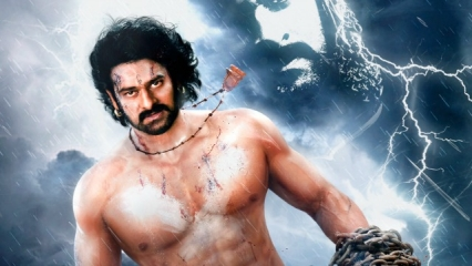 Prabhas becomes the first South Indian actor to get a wax statue.