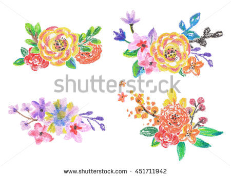 Wax Flower Stock Photos, Royalty.