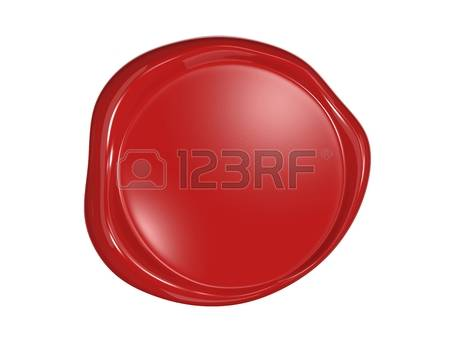 2,849 Wax Seal Red Stock Vector Illustration And Royalty Free Wax.