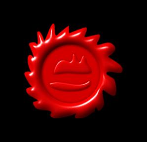 Red Wax Seal Clip Art at Clker.com.