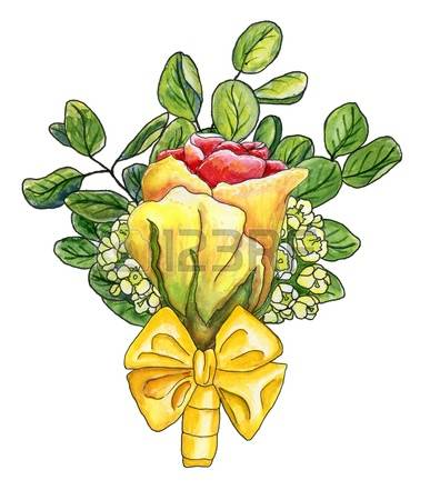 466 Boutonniere Flower Stock Vector Illustration And Royalty Free.