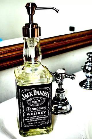 Jack daniels soap dispenser, Soap dispensers and Jack daniels on.