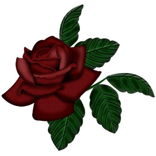 17 Best images about ~*♠️Clip Art Rose*~ on Pinterest.