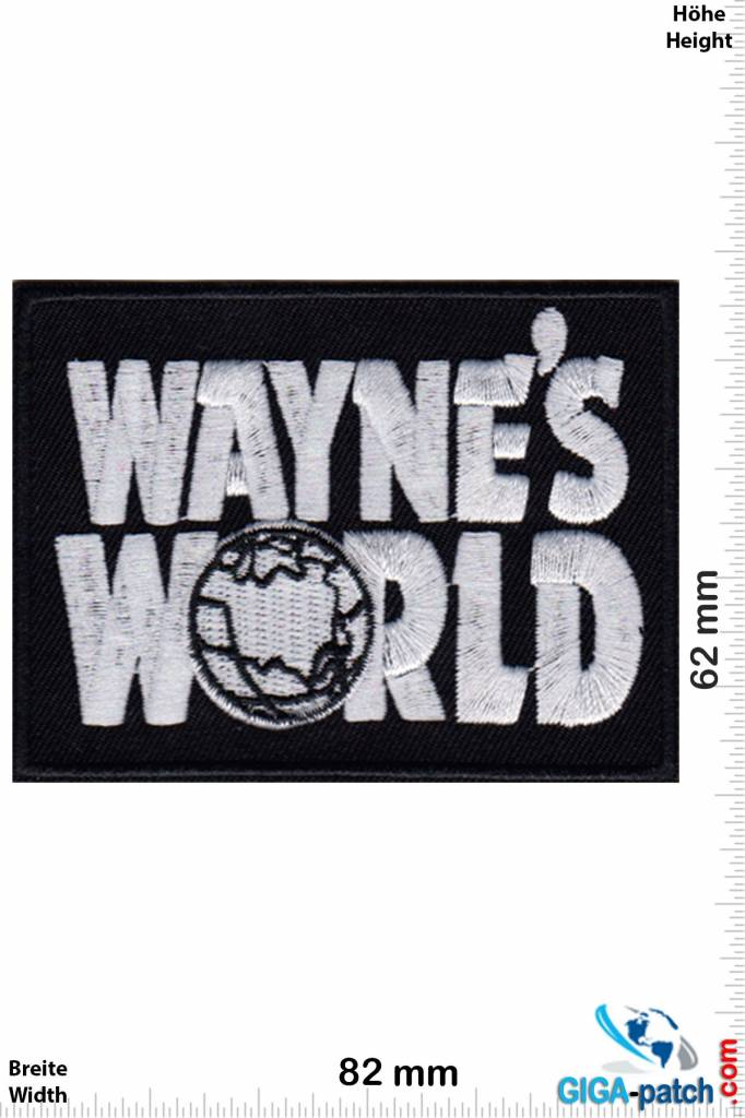 Wayne\'s World.
