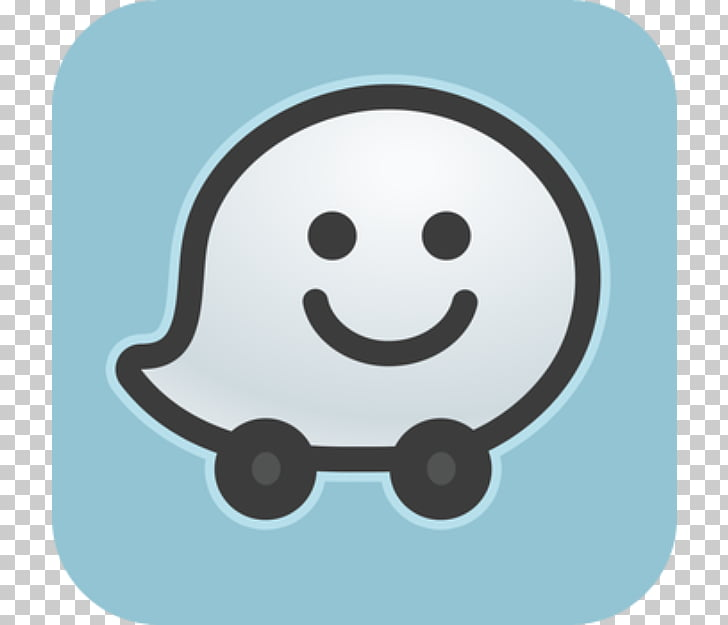 Waze GPS Navigation Systems Computer Icons Mobile app, icon.