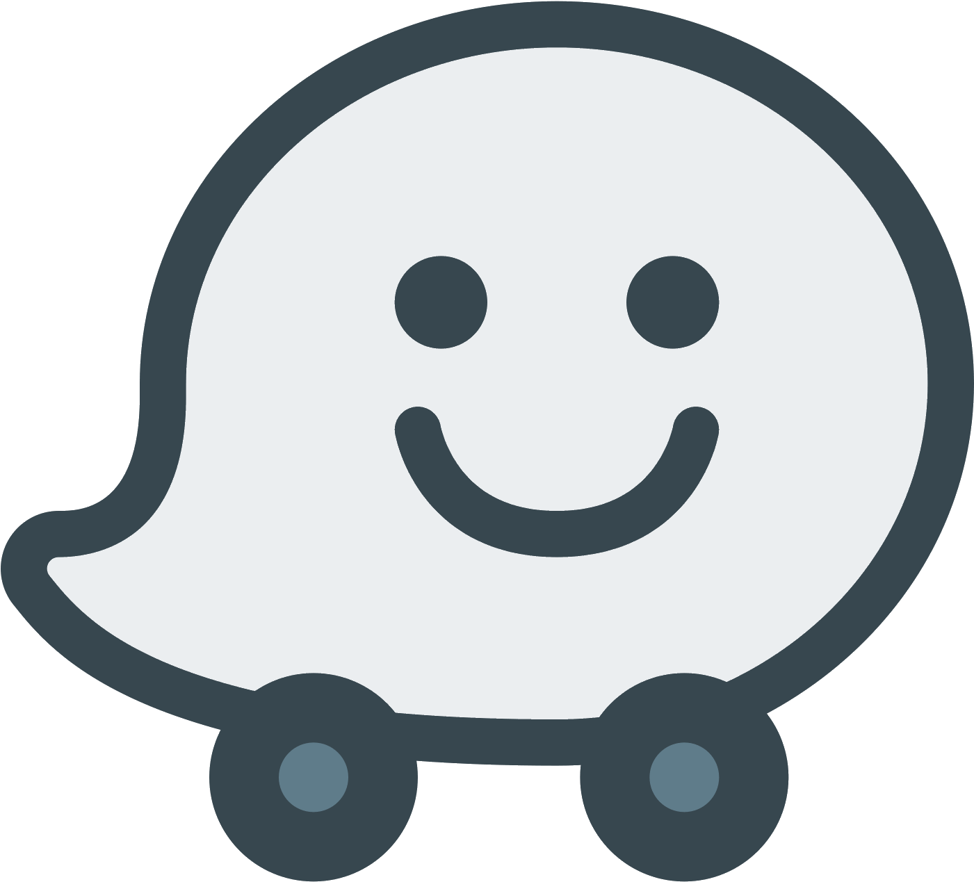 HD Waze Logo Transparent Png , Free Unlimited Download.