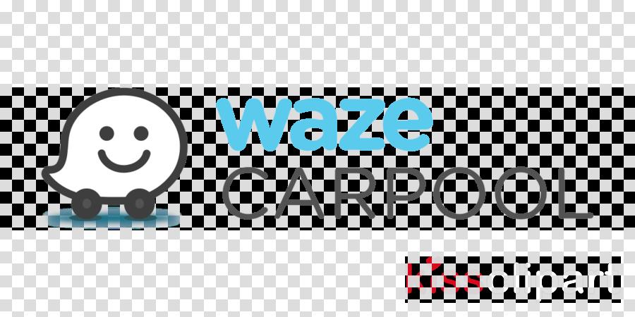 Waze Icon clipart.