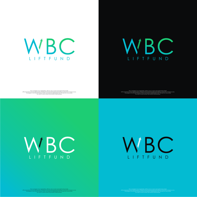 Refresh/Clean WBC logo to compliment program, clients and.