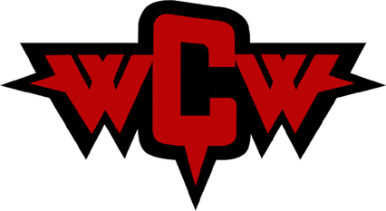 WCW and its logos.