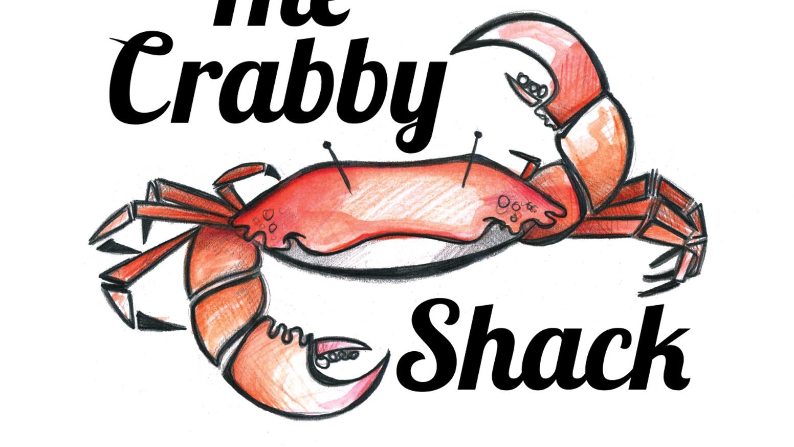 THE CRABBY SHACK.