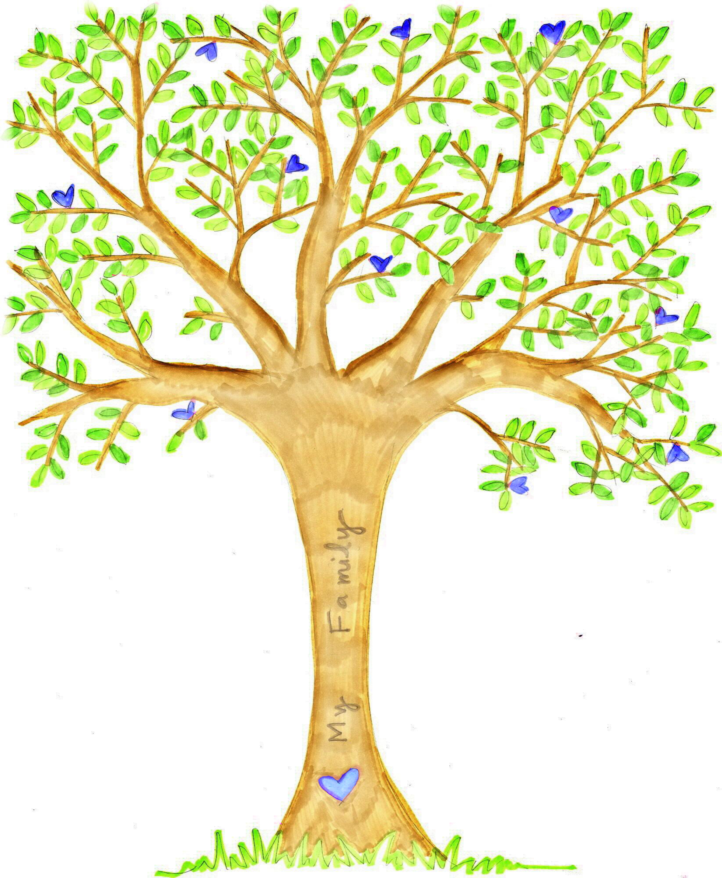 family tree tree.