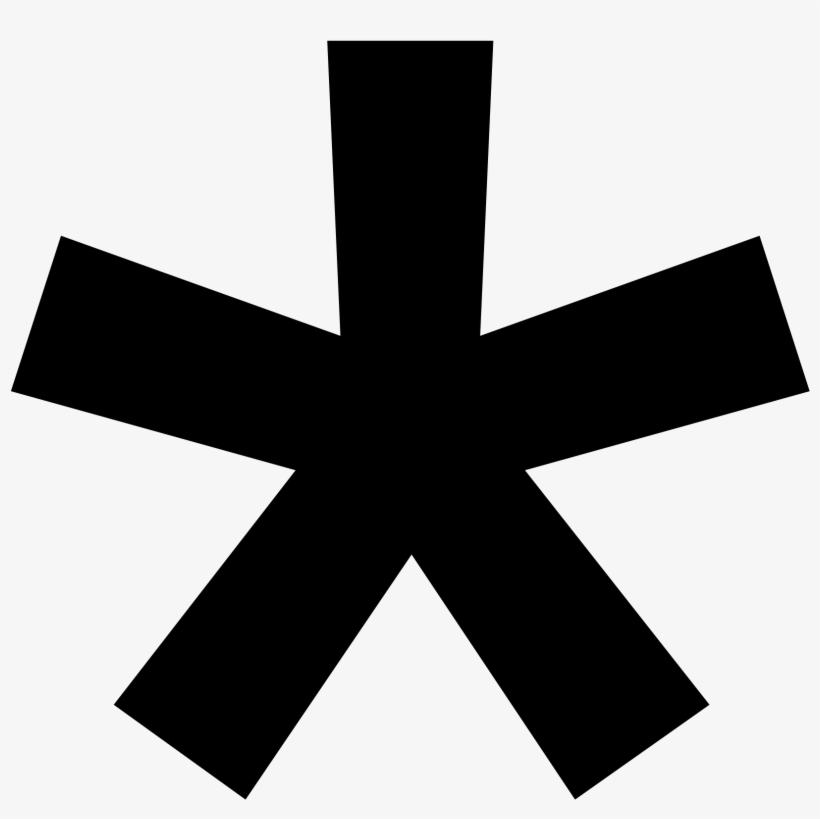 Xochi Asterisk 1969px Clipart.