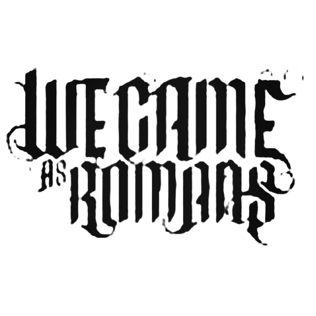 We Came As Romans Band Decal Sticker.