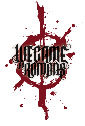 We Came as Romans Symbol.