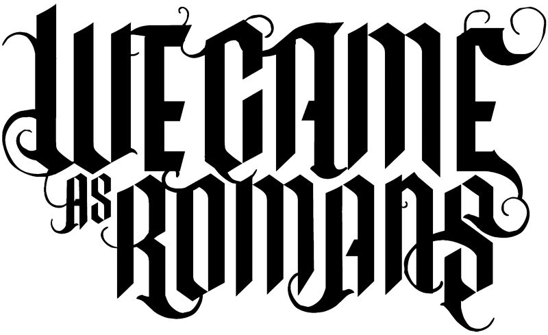 We Came as Romans Logo / Music / Logonoid.com.