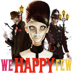 We Happy Few No Hud.