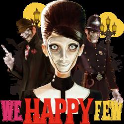 We Happy Few No Hud.