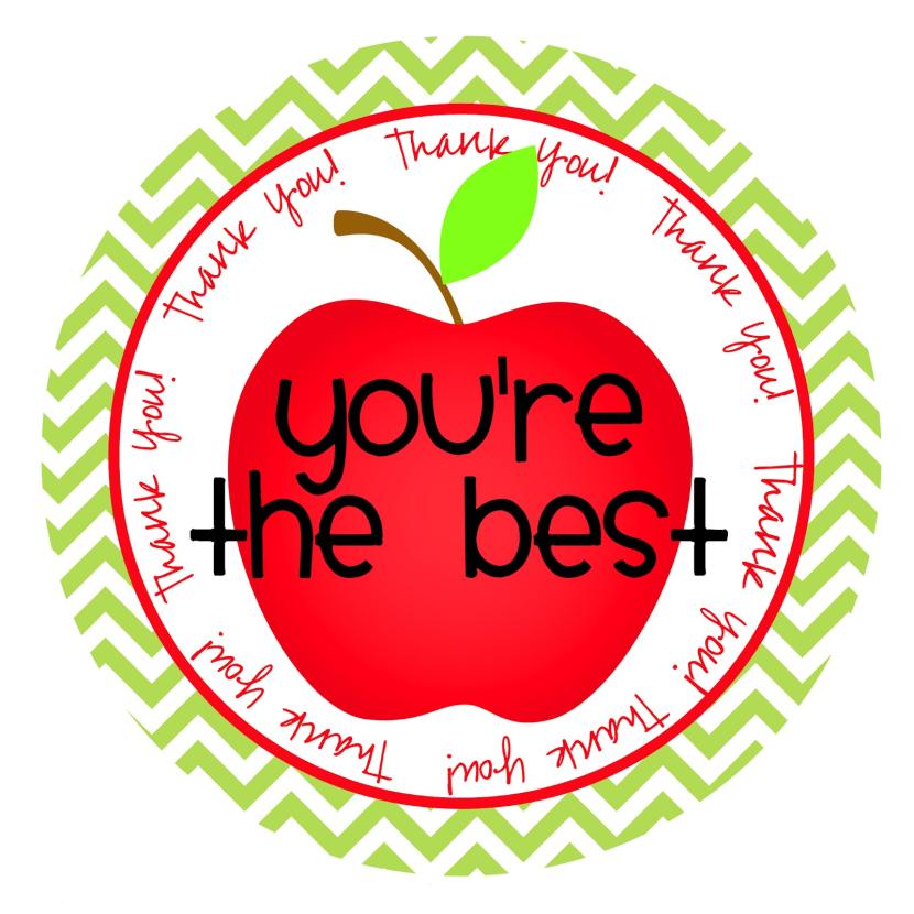 Teacher Appreciation Week Clipart.