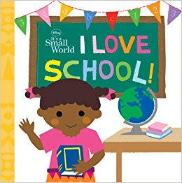 I Love School! (It\'s a Small World): Calliope Glass, Winnie.