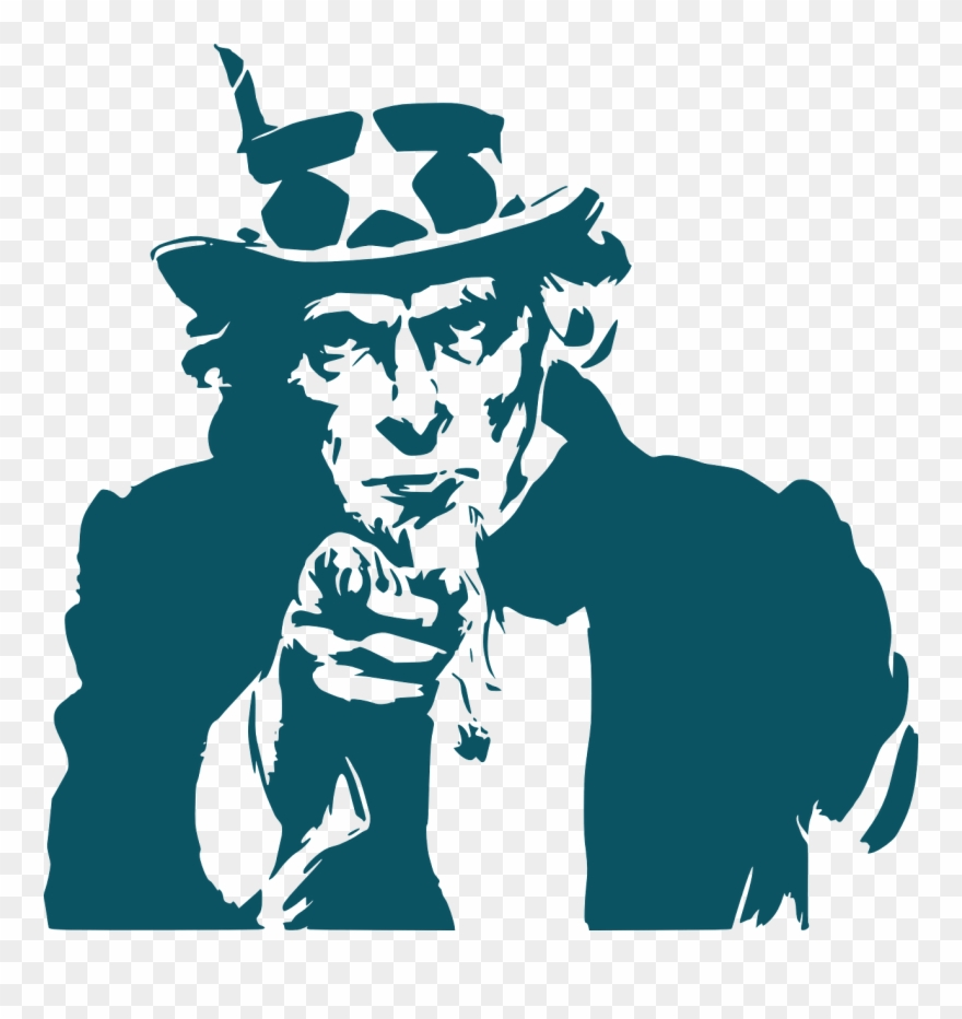 We Want You Free Clipart (#69376).