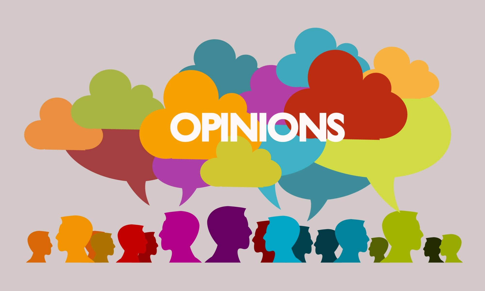 All Opinions Countif you disagree, keep your opinion to.
