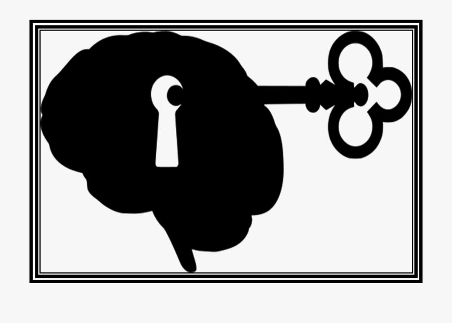 Unlock Your Mind Clip Art , Transparent Cartoon, Free.