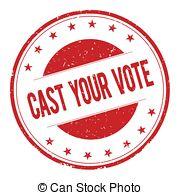 Cast your vote Stock Illustrations. 21 Cast your vote clip.