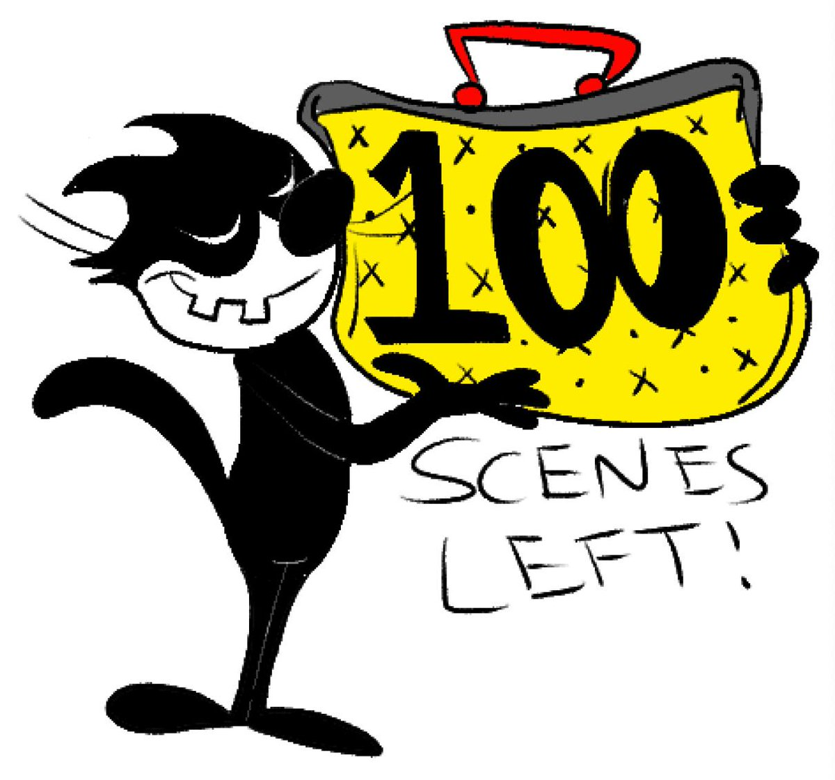 Felix The Cat ReTwisted *SUBMISSIONS OPEN* on Twitter: \
