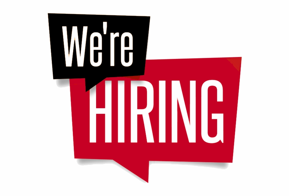 We Are Hiring Banner Png.