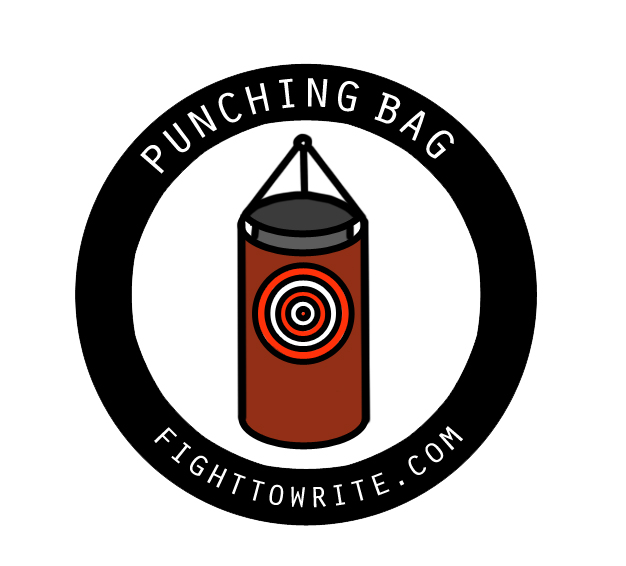 We\'re in your corner. Welcome, Writer Fighters!.