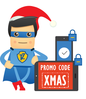 Christmas Sale from Trust.Zone VPN.
