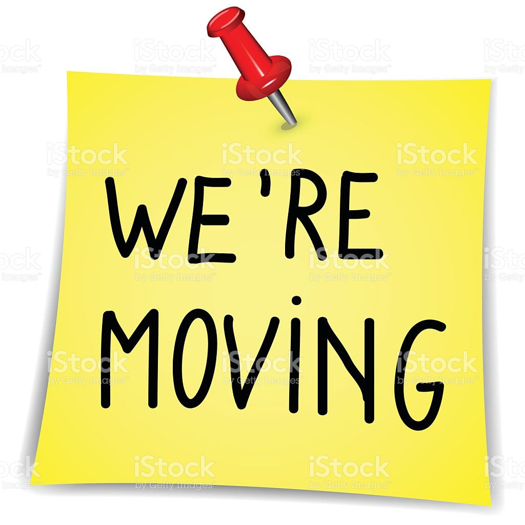 Were moving clipart 7 » Clipart Station.