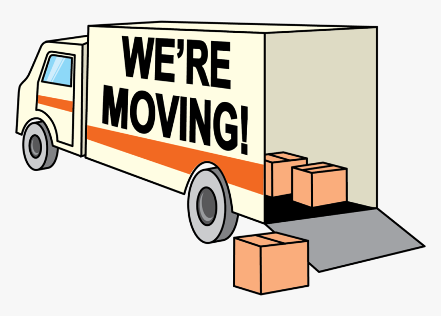 We Are Moving.