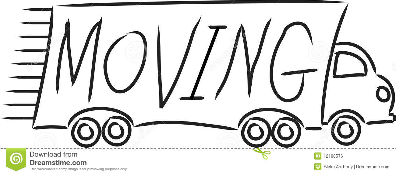 Moving Truck Clipart Images.