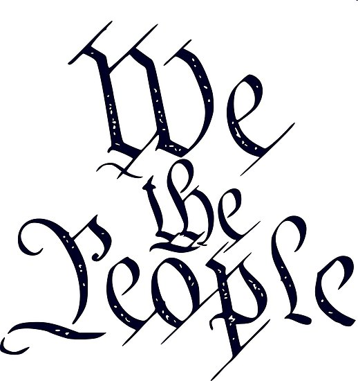 We The People Clipart (104+ images in Collection) Page 1.