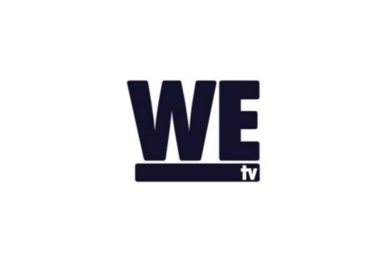 WE tv Rebrands With New Logo, Graphics.