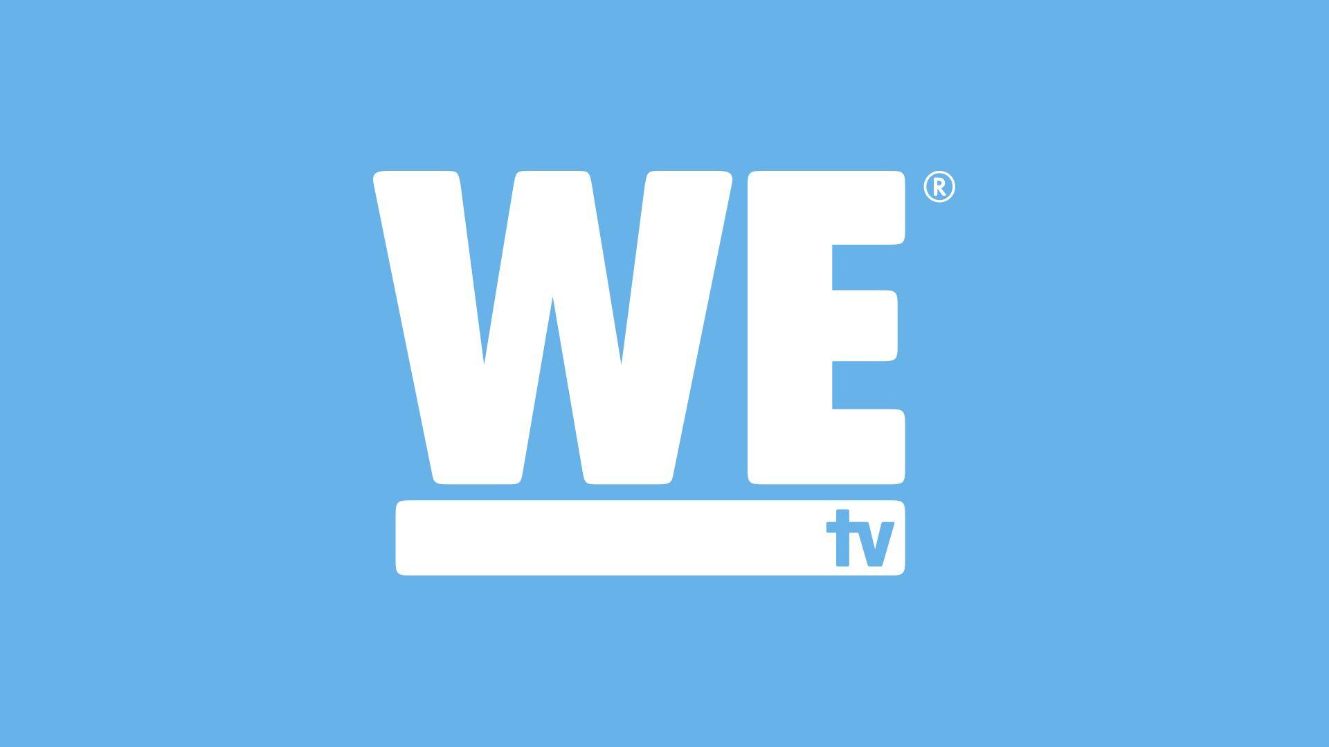 We TV Network Logo.