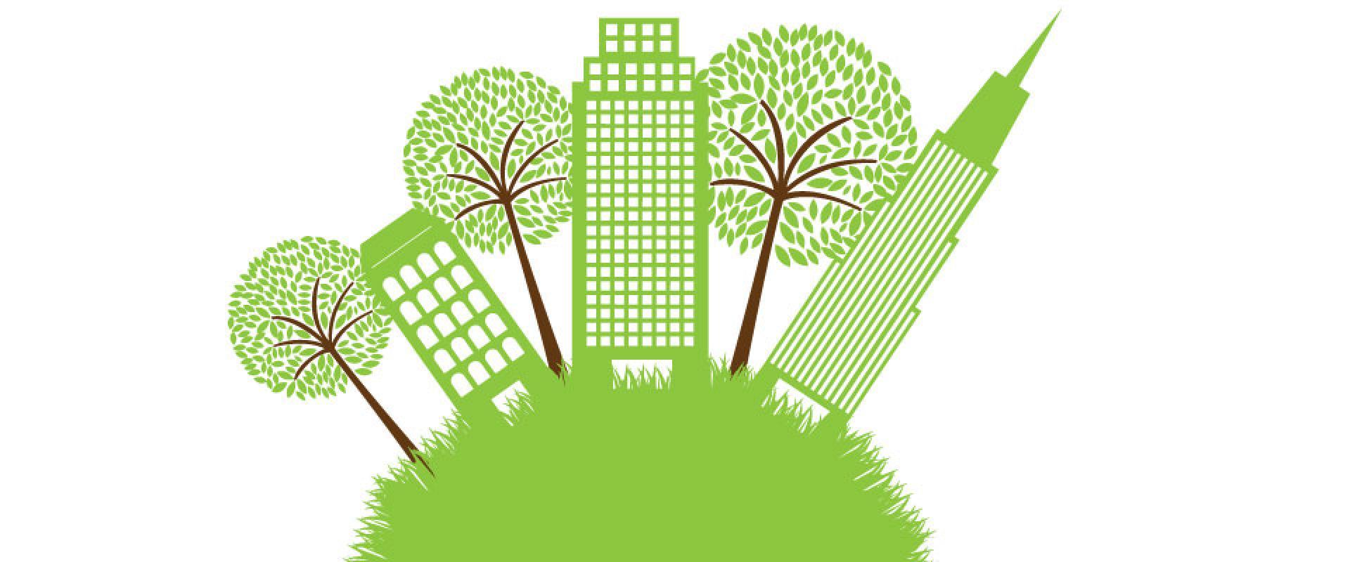 Green Business Clipart.