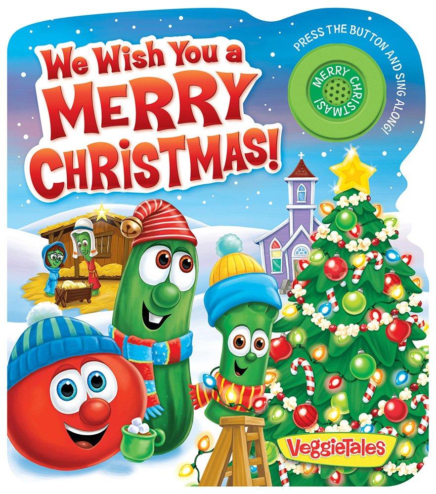 Amazon.com: We Wish You a Merry Christmas! (VeggieTales.