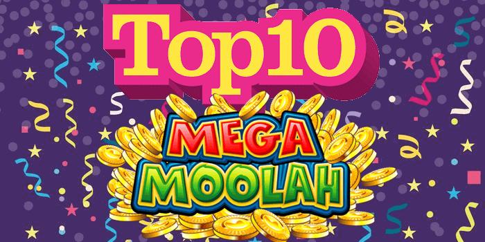 10 big wins that made Mega Moolah the Internet\'s must.