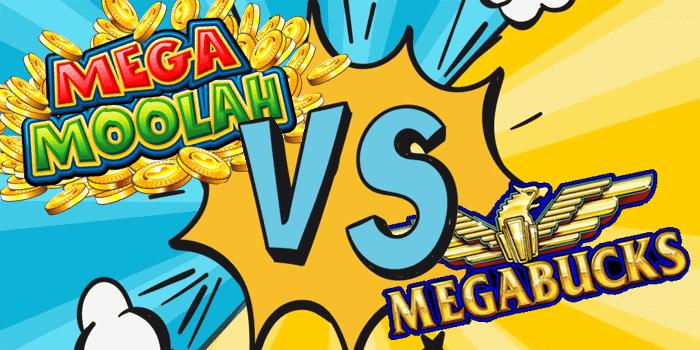 Mega Moolah vs Megabucks! How do we compare to Vegas.