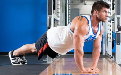 Do This Tricep Exercise to Build Tricep Size and Strength.